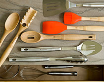 Cornucopia Kitchen Utensils